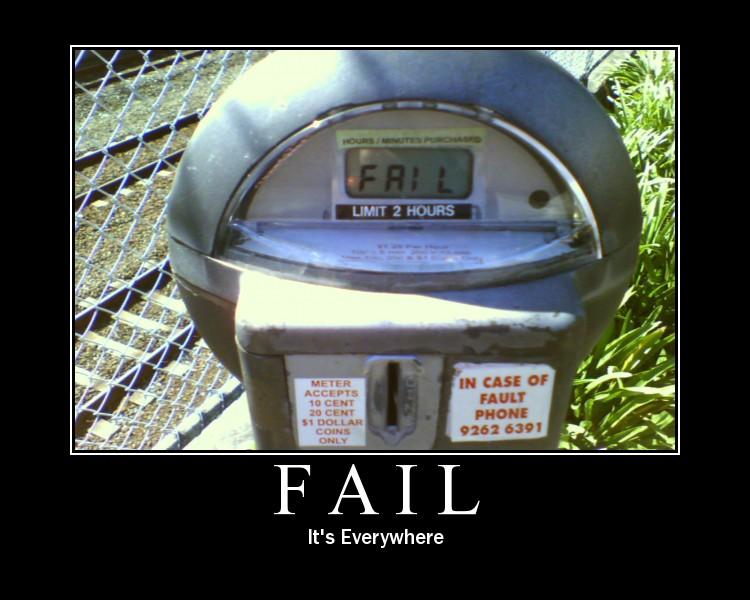 Funny Fail Meme : Epic fail teh ninja s